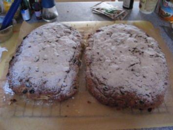 Stollen - Papas Adventsüberraschung - Rezept