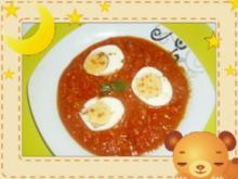 Eier-Curry - Rezept