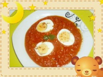 Eier-Curry - Rezept