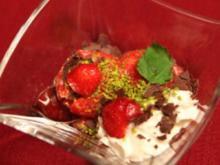 Erdbeersorbet à la Jean Pütz - Rezept