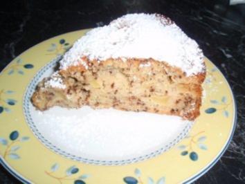 Französischer Obstkuchen - Rezept