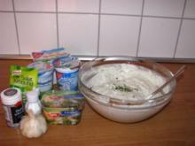 Tzaziki cremig/ohne Gurke! und ganz einfach - Rezept