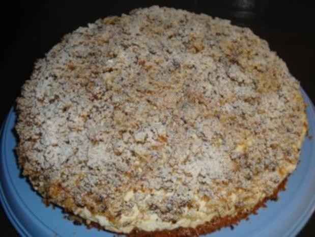 Cappuccino Sahne Torte Rezept Mit Bild Kochbar De