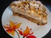 Cappuccino-Sahne-Torte - Rezept
