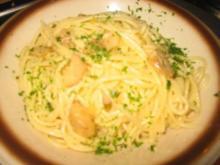 Vegetarisch: Steinpilz Pasta - Rezept