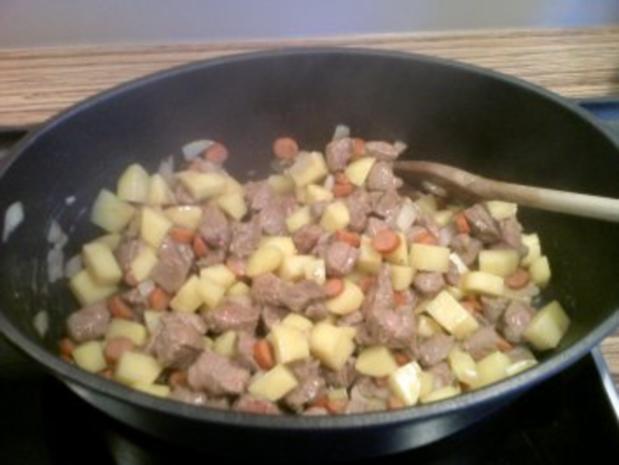 """Suppe"" Gulaschsuppe Nr.2 - Rezept - Bild Nr. 3"