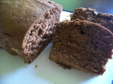 Saftiger Kaffee - Kastenkuchen - Rezept