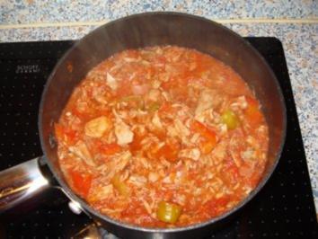 heißer Tuna-Dip - Rezept