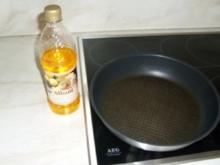 Knoblauch-Rührei mit Bild - Rezept