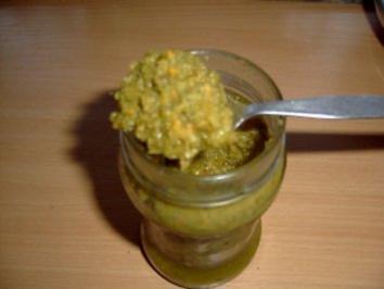 Gemüse: Würzpaste - Rezept