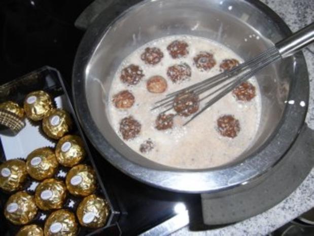 Ferrero -Rocher -Torte - Rezept