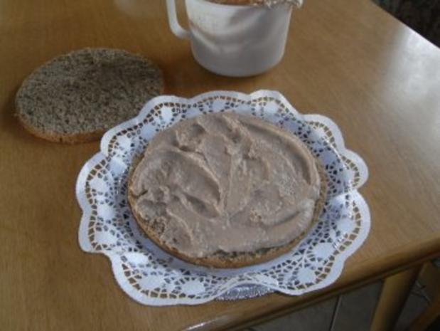 Ferrero -Rocher -Torte - Rezept - Bild Nr. 4