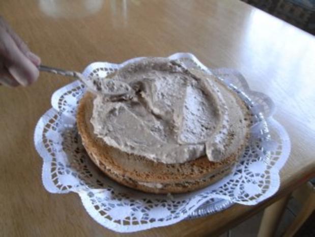 Ferrero -Rocher -Torte - Rezept - Bild Nr. 5