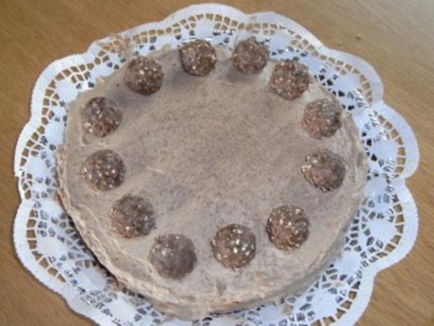 Ferrero -Rocher -Torte - Rezept - Bild Nr. 6