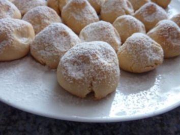 Rezept: Feine Amaretti