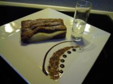 Birnen  Schokolade  Kuchen - Rezept
