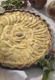 Rezept: Amaretto-Apfelkuchen