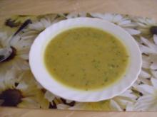 Mais-Curry-Suppe - Rezept