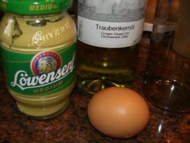Eier:   MAJONÄSE selbstgemacht - Rezept - Bild Nr. 2