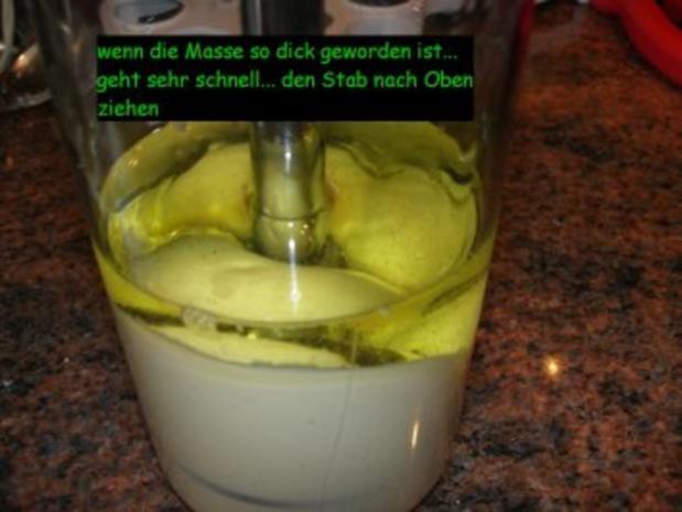 Eier:   MAJONÄSE selbstgemacht - Rezept - Bild Nr. 5