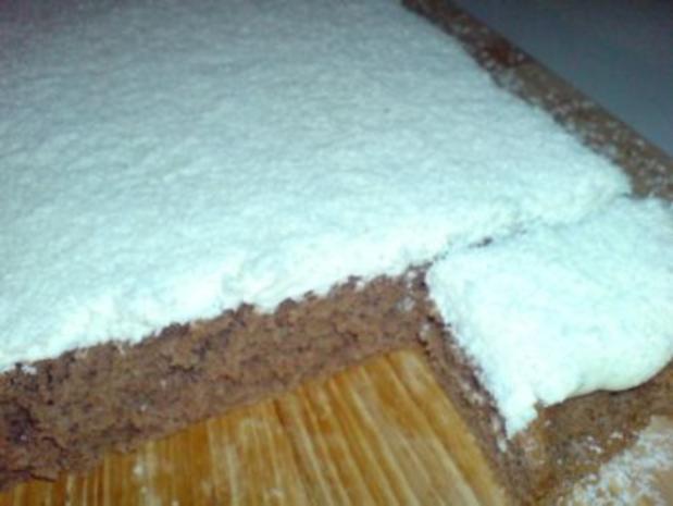 Schokoladenkuchen - Süße Resteverwertung - Rezept - Bild Nr. 3