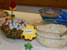 Party/Fete:   KARTOFFELSALAT - Rezept