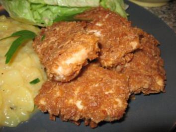Knusper-Fisch- Nuggets - Rezept