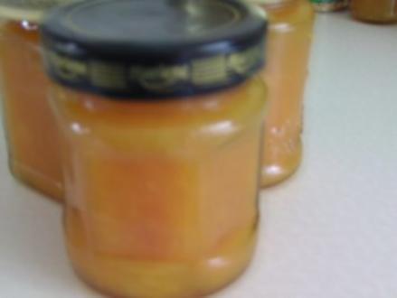 Kürbis-Apfel-Marmelade - Rezept