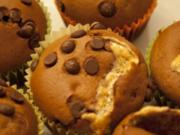 Schokoladenmuffins mit leckerer Überraschung - Rezept