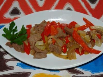 Filetspitzen Asiatisch - Rezept