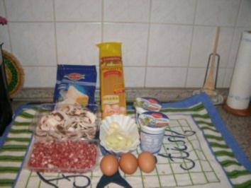 Spaghetti Carbonara - Rezept
