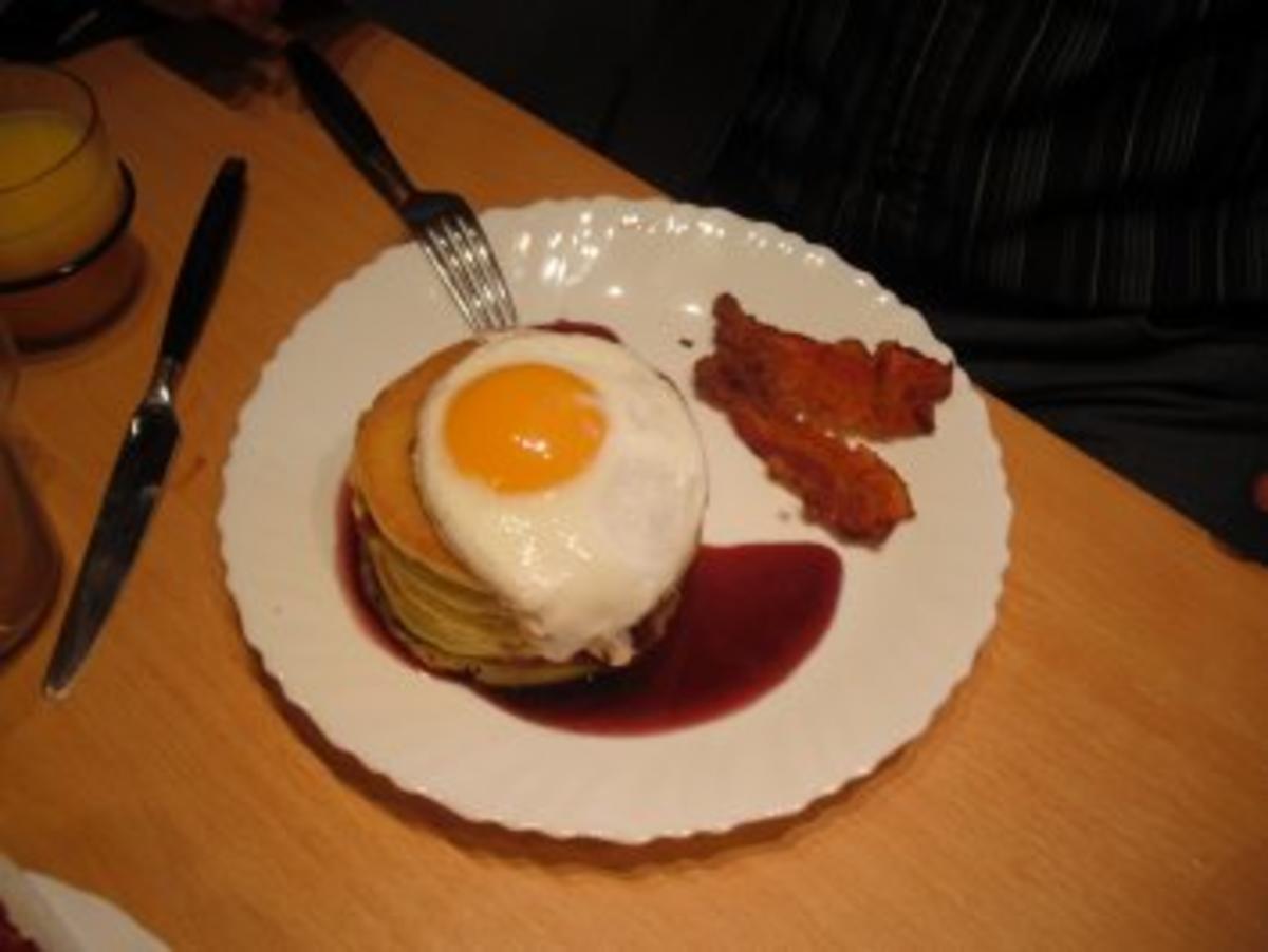 american pancake rezept mit bild. Black Bedroom Furniture Sets. Home Design Ideas