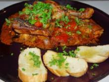 Hähnchen nach ligurischer Art - Rezept