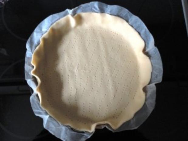 Beeren-Frischkäse-Tarte - Rezept - Bild Nr. 2