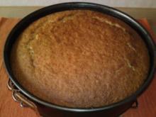 Kürbis-Kokos-Kuchen - Rezept