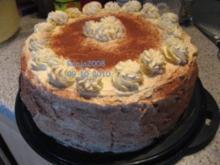 Torte - Himbeertraum für Oma Inge - Rezept