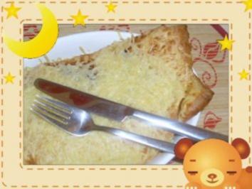 Käsepfannkuchen - Rezept