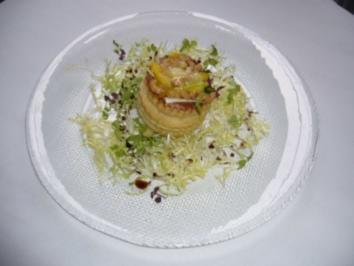 Krabben-Mango-Pastete - Rezept