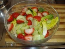 Fruchtiger Romana Salat - Rezept