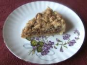 Kleiner Apfel - Walnuss - Kuchen - Rezept