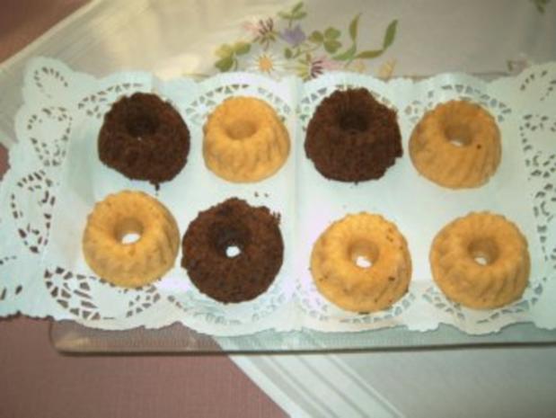 Mikrowellen-Muffins - Rezept
