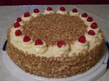 Buttercrème-Torte nach Frankfurter Art - Rezept
