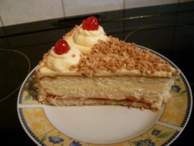 Buttercrème-Torte nach Frankfurter Art - Rezept - Bild Nr. 2