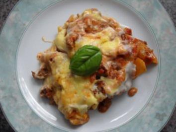 Cannelloni al Forno - Rezept