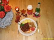 Hauptgericht - Pilzgulasch - Rezept