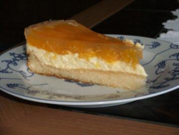 Schnelle Schmandtorte mit Mandarinen - Rezept