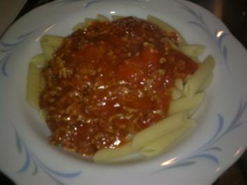 Bolognesesauce für Pasta - Rezept