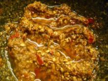 Curry-Paste - Rezept