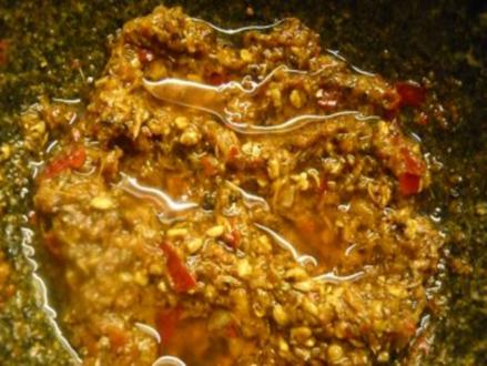 Curry-Paste - Rezept