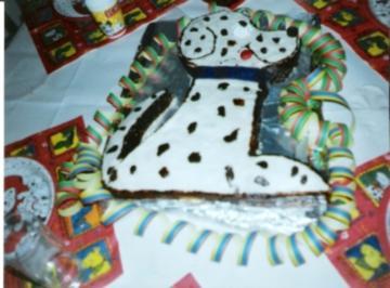Dalmatiner Kuchen - Rezept